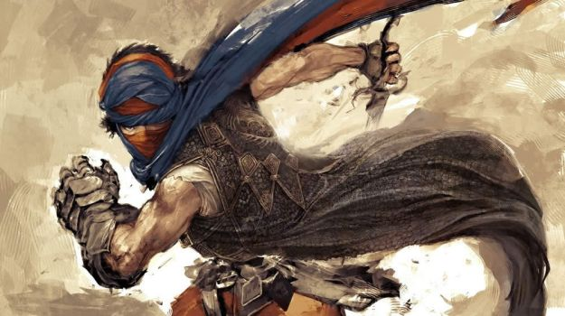 Prince Of Persia 5 by zizo200575
