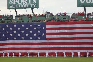 Fenway's Salute to Seal Team 6 by 29cfrun