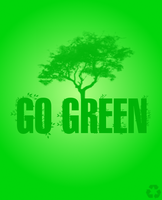 Go Green by AreoX