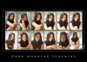 Good Morning Sunshine by dhead