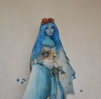 Corpse Bride BDJ by ChrisGarcia