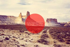 Kazakhstan by eXentrich