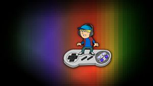 SNES Hoverboard by MotionRide