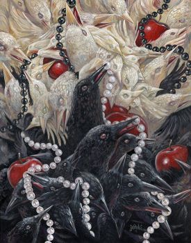 Birds of a Feather by jasinski