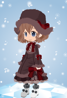 Gia's Winter Outfit by Tara012