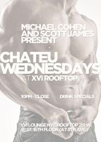 Flyer Chateauwednesday by sounddecor