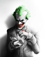 The Joker by Codeman1987