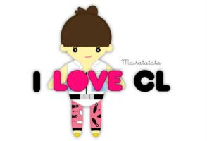 I LOVE CL by XxNatalixX