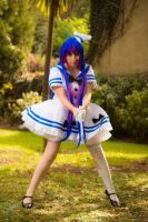 Sailor Stocking Attack! by cloeth
