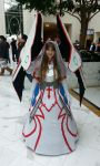 Mecha Asuna Wedding Dress by Ferd-De-Mann