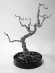 Metal Bonsai by Emoeba