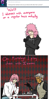 Organization XIII - Everyday stuff. by Kozekito