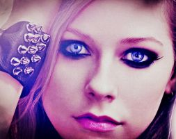 Avril Photoshoot. by Hunterenchanted