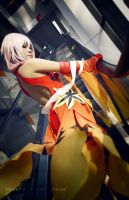 Guilty Crown by SANOJOJO
