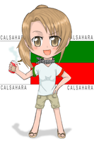 APH FC - Calsahara by TOXiC-ToOtHpAsTe