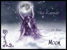 The Keeper of the Moon by BlackFairyWitch