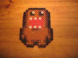 Domo Kun Perler by Pirate-Ken