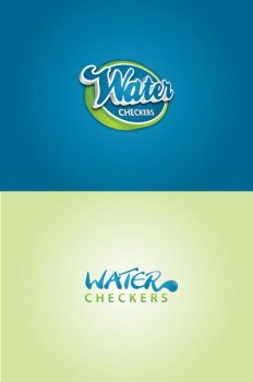 Water Checkers Logos - USA by imcreative