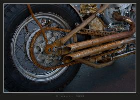 Ratbike Delight I by HogRider