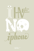 i have no iphone by Loverlet