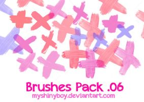 Brushes Pack .06 by MyShinyBoy