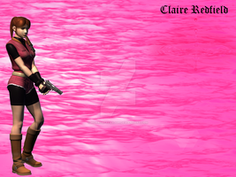 4.Claire Redfield by horrorfreakjuh
