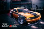 Dodge Challenger OLR by rookiejeno