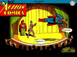 Action Comics 97 by Superman8193