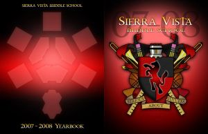 SVMS Yearbook- original design by asianpride7625