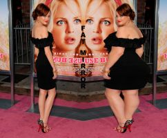 FAT MIRROR emma stone by xelavi0