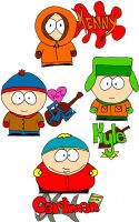 The Boys of South Park2 by danielle-15