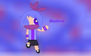 RQ OC~Blueberry by cupcakemadness237