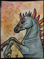 ACEO No.7 by Faejala