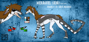 MEARGUEL REFERENCE 2015 by Shiro-Daemon
