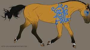 Celtic Stallion 2 by ReeseS8