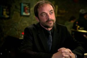Crowley (Supernatural) by FutureTechnology