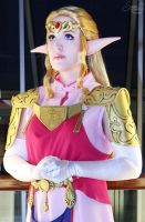 Zelda III by EnchantedCupcake