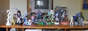 Pony Sculpture Collection 5 by RetardedDogProductns