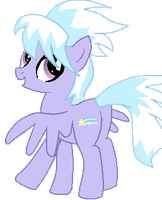 Cloudchaser hey vector by FennecHTF