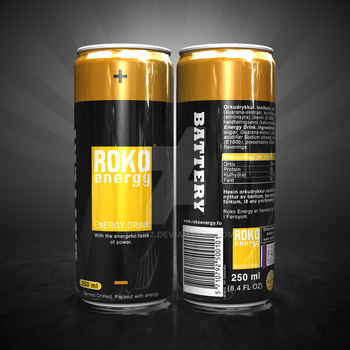 Roko Energy - Battery by Turmz
