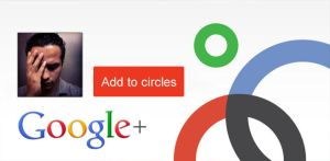 Google+ Card - Customizable PSD by BCanales