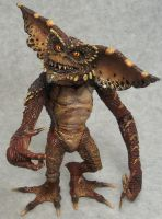 Neca Brown Gremlin re-paint by mangrasshopper