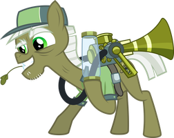 Pest Control Pony by dasprid