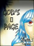 God's Page - Chapter 1 - Cover by Kawaii-Shiro
