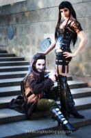 Graverobber x Amber by Shirak-cosplay