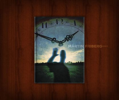 (SOLD) Premade Bookcover - Tick Tock... by Freijo