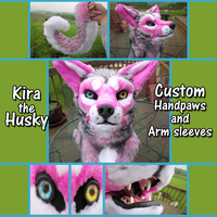 Auction Set: Kira(sold) by KahlaKawaii