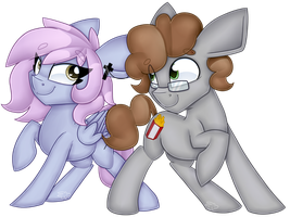 Peas in a Pod by partylikeapegasister