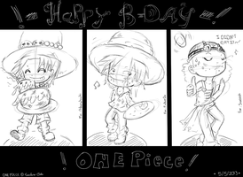 Happy B-day guys!! by Angie-Crystal-Star