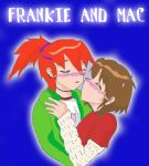 FHiF: Trying to kiss Frankie by Frankie-x-Mac